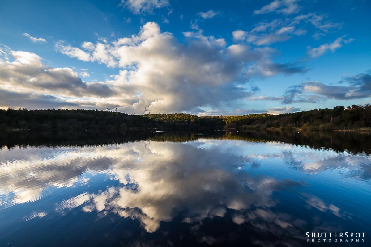 Reflections on ogden water shutterspot photography
