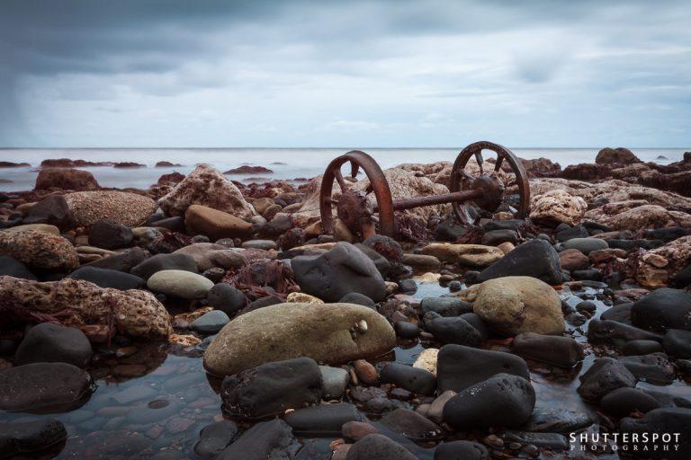 Shutterspots No. 4: Chemical Beach, Seaham
