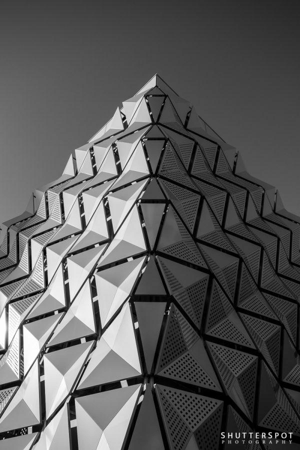 Leeds University Pyramid