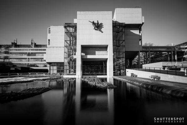 Roger Stevens Building Reflection II