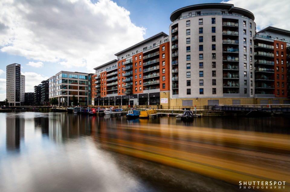 Shutterspots No. 1: Clarence Dock, Leeds