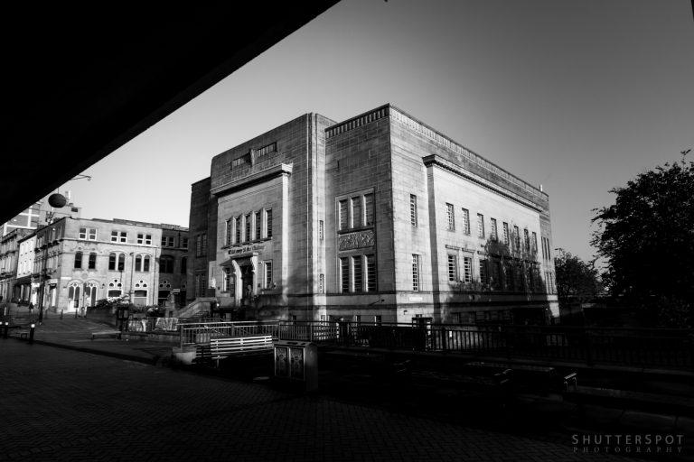 Chiaroscuro and Architecture