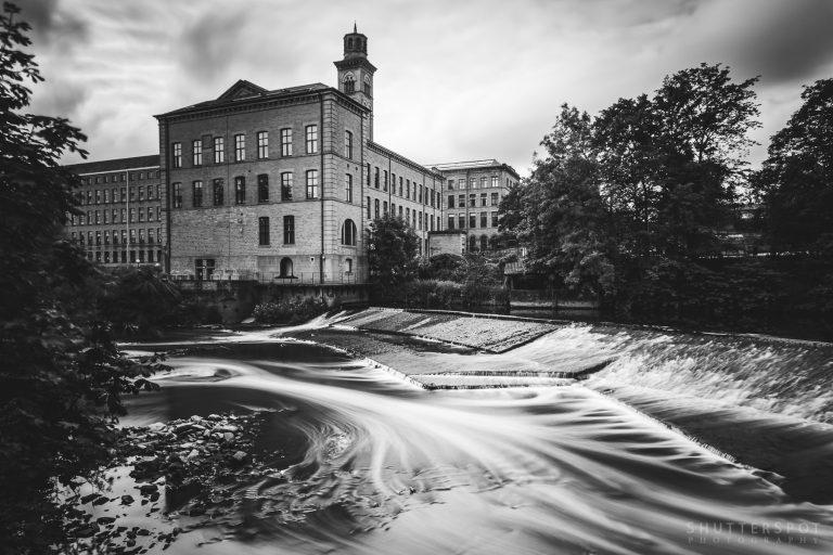 Shutterspots No. 7: Salt's Mill, Saltaire